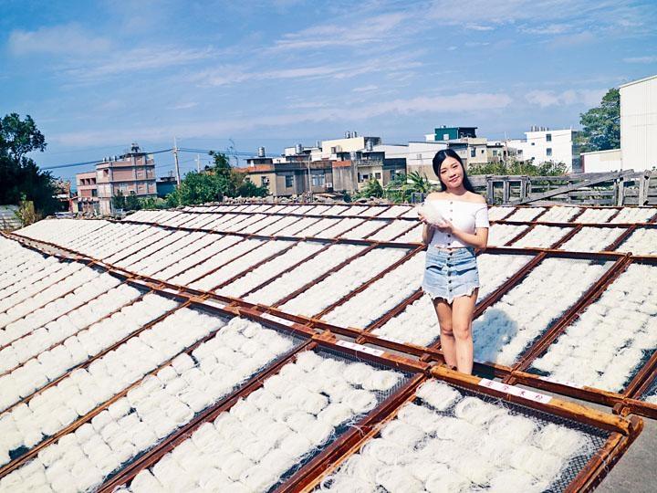 國際觀光米粉工場從福建起家,至今已是第四代經營。