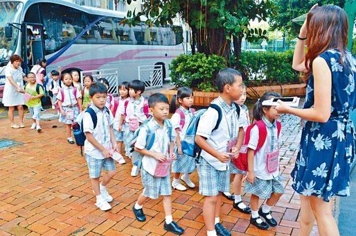 教育局修訂跨境生專屬校網安排,多所市區學校停招跨境生,有學校憂慮影響新學年小一收生。