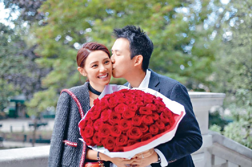 ■日前除夕,Elva公開男友喺巴黎求婚嘅片段,事後話將於今年完婚。