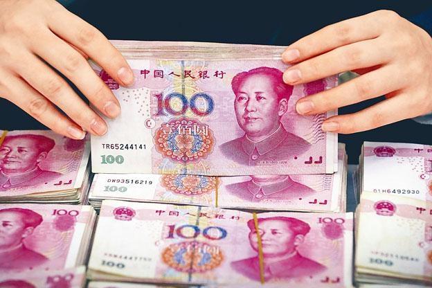 受中美貿易談判進展順利影響,人民幣匯價大幅走強,在岸價收市更飆升逾500點子。