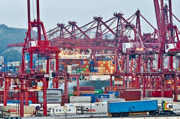 ■四家公司日前宣布組成「香港海港聯盟」,共同管理葵青貨櫃碼頭近九成六泊位。
