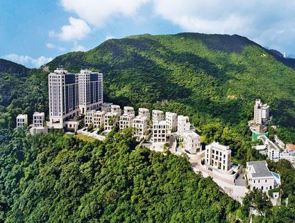 ■山頂超級豪宅MOUNT NICHOLSON首錄撻訂個案,發展商殺訂逾三千六百萬。