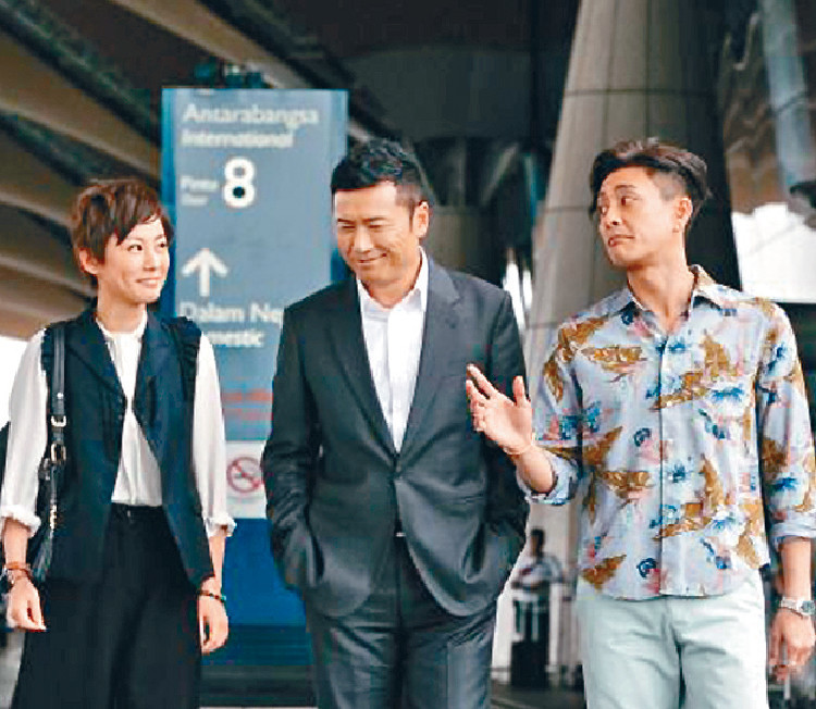 ■新劇《守護神》中,劉心悠、苗僑偉和黃宗澤組成調查員「鐵三角」偵破保險奇案。