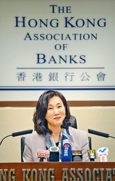 ■禤惠儀認為香港需注意外圍經濟變數。