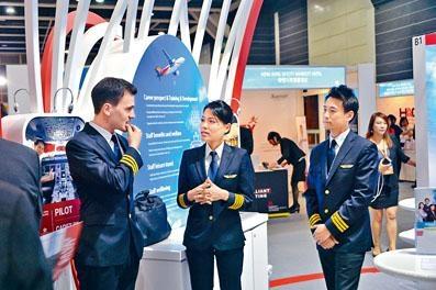 ■香港航空近年屢傳不利消息。