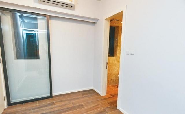 ■單位的2間睡房均為套房,其中一房設有減音屏。(2座7樓A室)