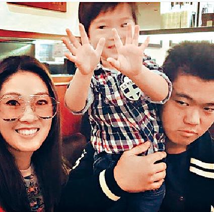 ■翁嘉穗將跟家人到東南亞慶生。