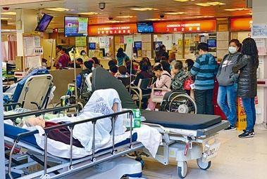 ■流感高峰期持續,本月十三日至前天已錄得八宗死亡個案。