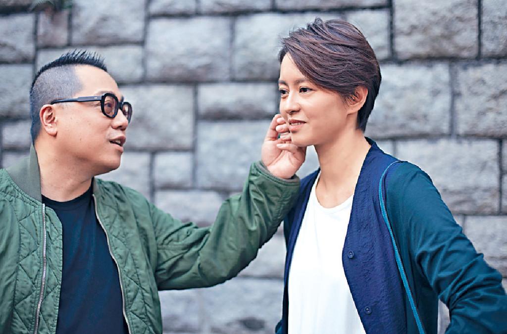 ■彭浩翔執導嘅賀歲片《恭喜八婆》月尾上映,Gigi客串演出做彭導前女友。