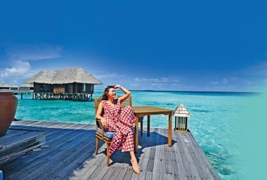 馬爾代夫 潛游繽紛水中島