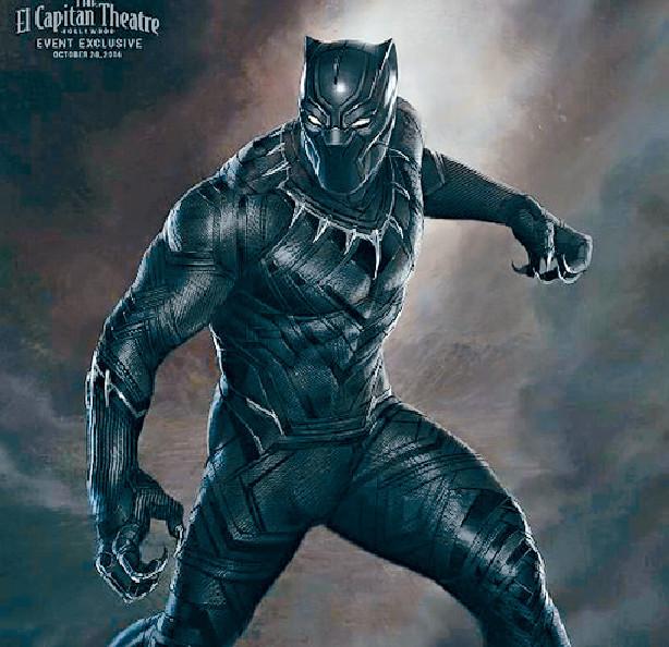 ■《黑豹》入圍角逐最佳電影。