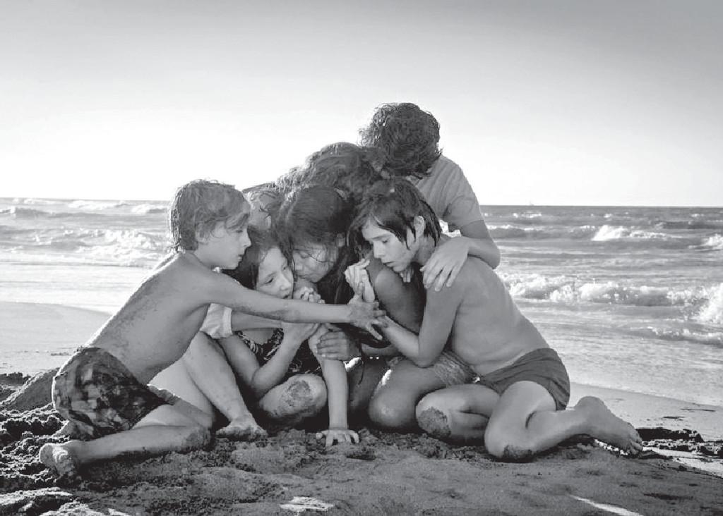 ■《羅馬》已橫掃多個頒獎禮的最佳電影及最佳導演獎項。