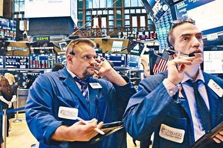 ■市場在利好消息效應下,刺激美股向上。