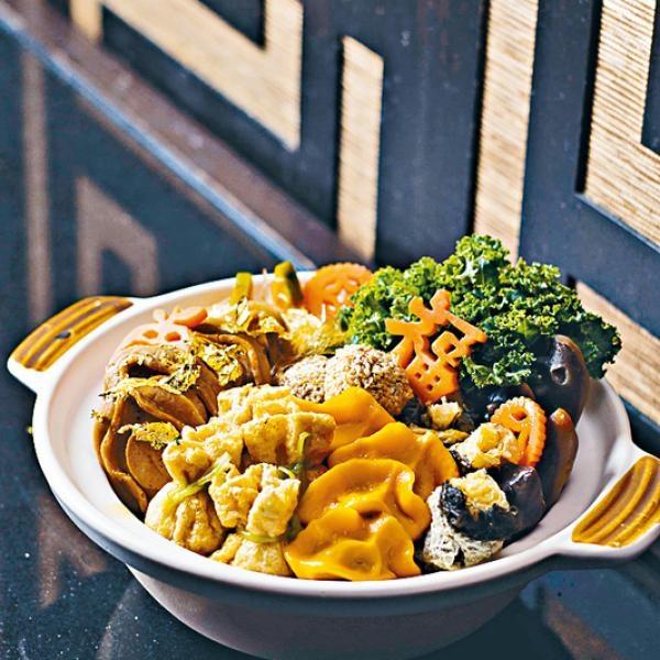 健康素盆菜