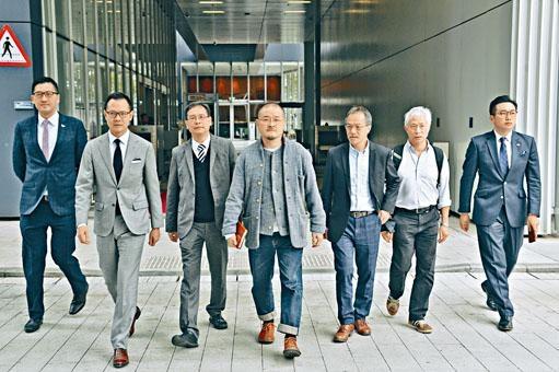 七名泛民議員昨午與林鄭月娥會面,邵家臻形容會面「不歡而散」。