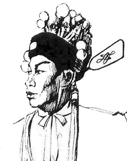有「武狀元」之稱的粵劇紅伶陳錦棠,一生演活無數角色。