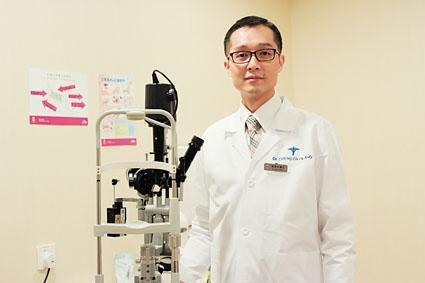 養和醫院眼科專科醫生鄭智安醫生