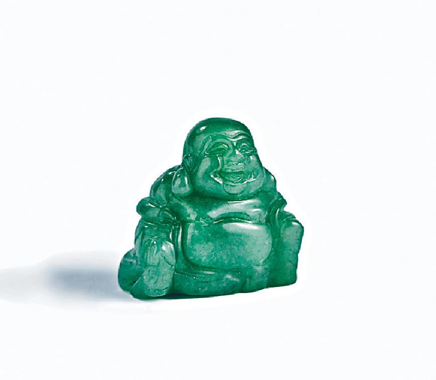 東南位 在東南面的破財位,可放俗稱大肚佛的彌勒佛,代表能容天下,希望破財破少啲;如果唔鍾意佛像,放石頭、錢罌或較重的玉石擺設都可以。 彌勒佛東陵石敢當
