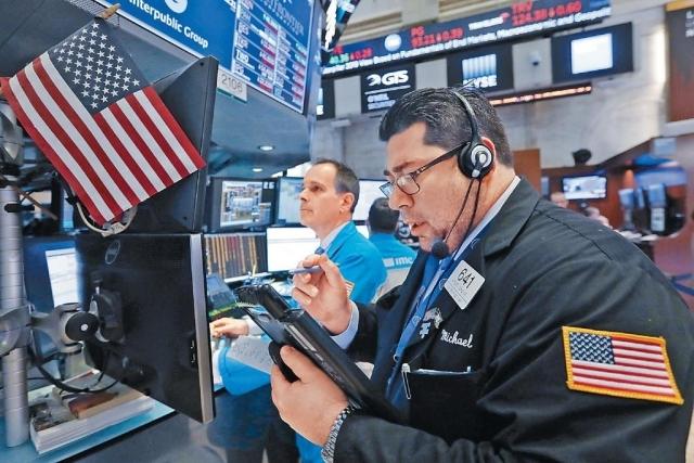 ■美股三大指數繼周三急升後,周四早段個別發展。