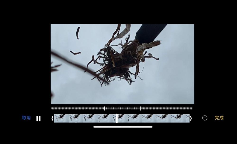 賈導演在花絮中講解如何以慢動作留住情懷。