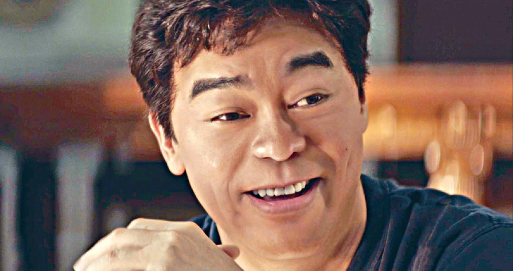 ■劉青雲笑言這個模樣,比當時真實年紀的他更靚仔。