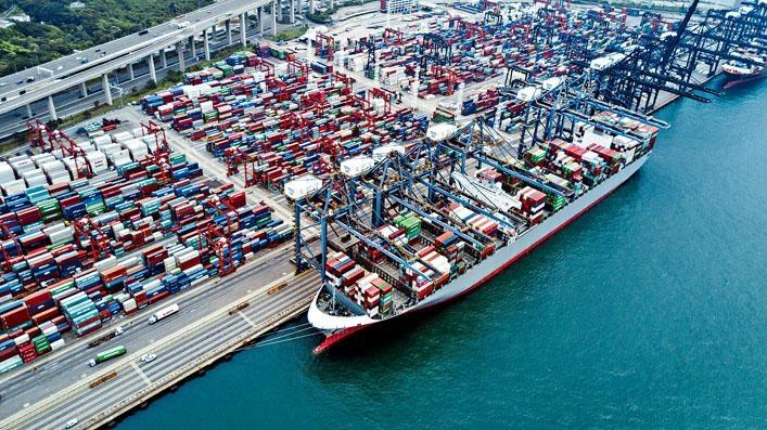 ■中美貿易談判倘失敗,對本港投資前景及企業盈利等的影響則難以估計。