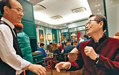 財政司司長陳茂波表示,下年度政府盈餘難復千億水平。