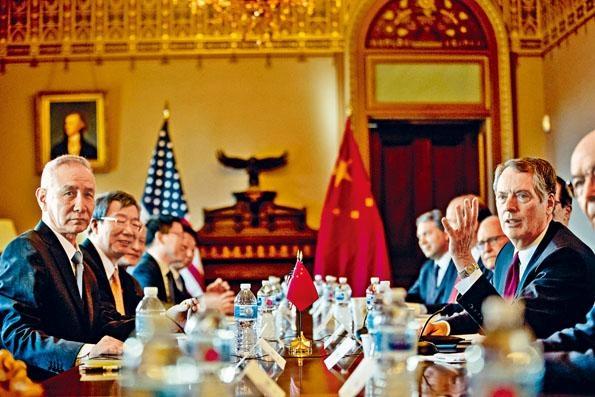 中美貿易本周開始第三輪談判。