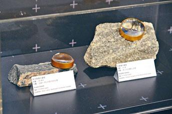 來自加拿大的「阿卡斯塔片麻岩」,估計有三十九億年歷史。