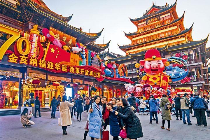 2019年的旅遊業料會持續興旺。