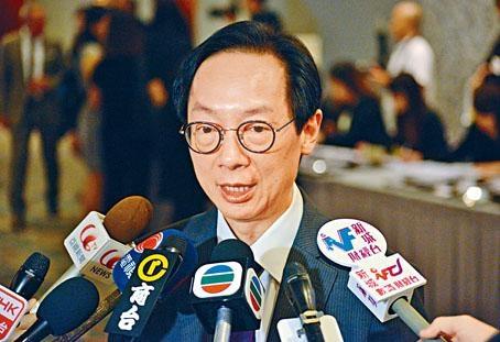 馮孝忠表示,恒地旗下物業承造的高成數按揭斷供率仍然平穩,未見上升趨勢。