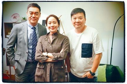 導演麥兆輝明天率領主角劉青雲及林嘉欣到戲院謝票。