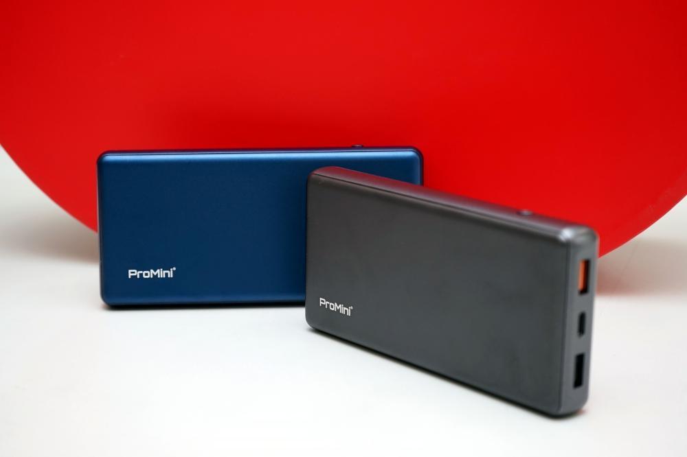 ProMini PM15 PD 電池容量達15,000mAh。