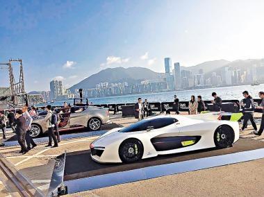 港辦國際車展