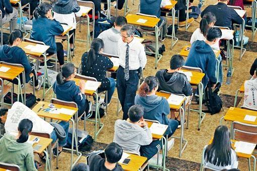 ■新財政預算案本月底公布,料再為中學文憑試考生代繳考試費一年。