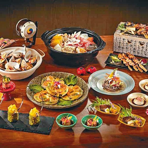 日韓風味大餐