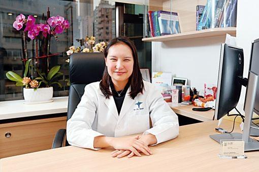 養和醫院婦產科專科醫生李君婷醫生