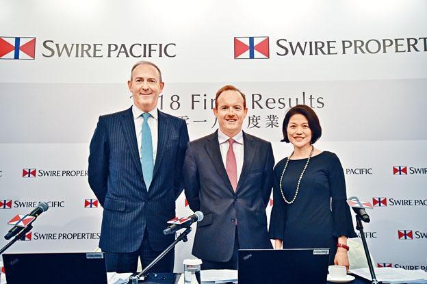 施銘倫表示,希望透過繼續在港投資,重新在香港建立聯繫。