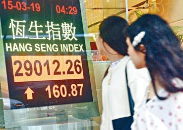 ■港股企穩兩萬九關,成交額亦逾千億元。