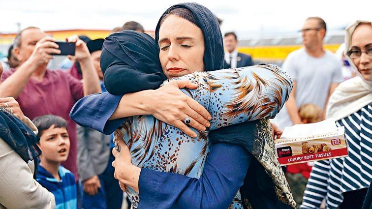 紐西蘭基督城 Facebook: 罹難者遺體遲未交家屬 無法安葬引發不滿 -- 星島日報