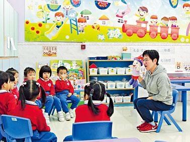 截止上月,共有七百二十五所幼稚園獲批參加免費幼教計畫。