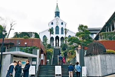 大浦天主堂 紀念殉教徒