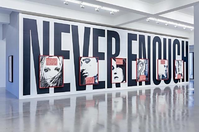 ■2016年的《科隆香水》展覽。 (Photo by Joshua White)