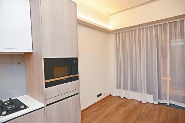 ■28樓A室為一房單位,面積267方呎。