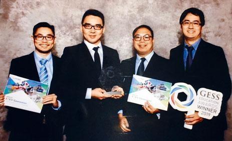雅集出版社電子出版部經理陳漢宏表示, 期望通過國際平台,把本港教材推廣至世界各地。