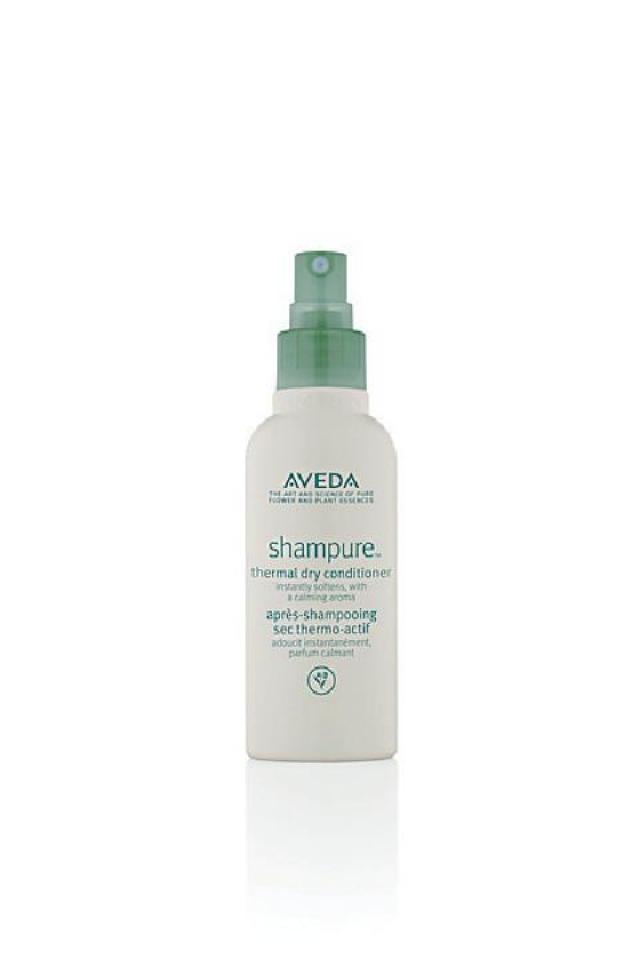 Aveda 純香乾髮滋潤噴霧 $310 結合純花卉和植物精華與科學,提供護髮素的所有好處,毋須洗滌頭髮,只要噴霧數下便可在乾髮的狀態下保持清爽滋潤,即使平日在街外、辦公室內,仍能隨時隨地使用。