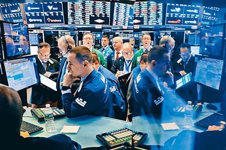 ■市場紓緩經濟前景憂慮下,美股亦見好表現。