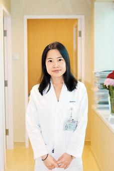 養和醫院營養師鄭智俐