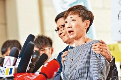 陳淑莊被判罪成,預料無緣角逐來年的立法會選舉。