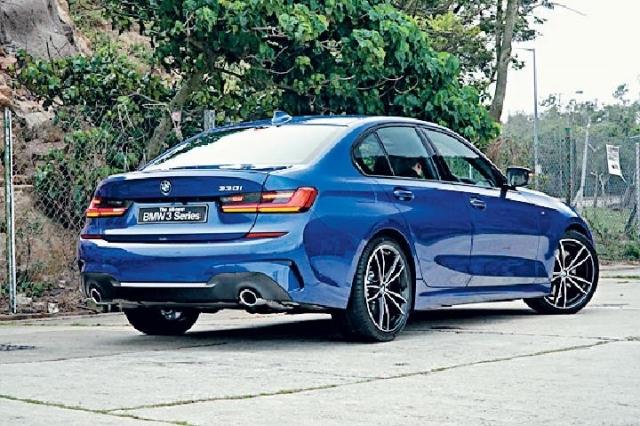 ■M Sport版配上全套車身包圍和專用18吋軨。
